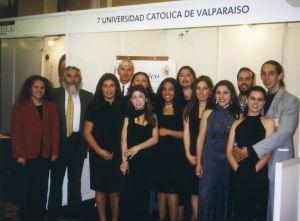 Augenoptiker aus Chile