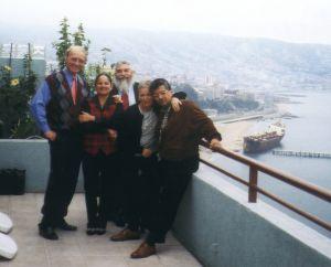 Diplomarbeiten in Chile